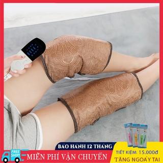 Đệm sưởi ấm đầu gối, đệm massage đầu gối MSG17 đa năng kết hợp vật lý tr-ị liệu, xông hơi thảo dược hỗ trợ các vấn đề về xương - MSG17 thumbnail