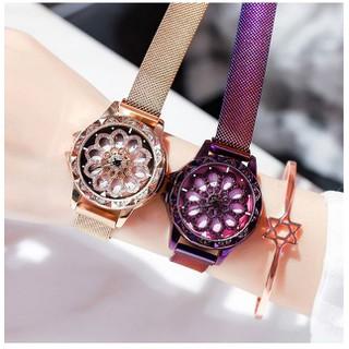 Đồng Hồ Nữ Thời Trang Nhiều Màu Đẹp Lạ - C14 thumbnail