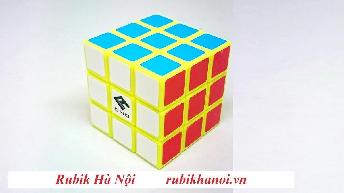 Rubik 3x3 C4U Vuông White Có Nam Châm. Rubik luyện Finger Tri s FT Tốt Nhất [ĐƯỢC KIỂM HÀNG] - SHOPBAN6795VN 9