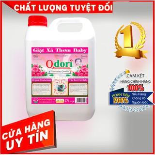 Nước Giặt xả thơm Baby Plux - Chính hiệu Odori (Bình 5Lít) - Baby Plux thumbnail