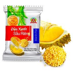 270g 6 Bánh pía CHAY mini SẦU RIÊNG tươi ĐẬU xanh, CHẤT XƠ HÒA TAN cải thiện tiêu hóa – giảm cholesterol xấu
