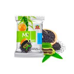 240g 6 Bánh pía CHAY mini MÈ ĐEN đậu xanh, CHẤT XƠ lợi tiêu hóa, CHẤT SẮT tăng lượng máu, CHẤT CHỐNG OXY HÓA mờ nếp nhăn