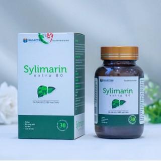 Viên uống bổ gan Sylimarin Extra 80- Giải độc gan, hạ men Gan, - Viên uống bổ gan Sylimarin Extra 80 thumbnail