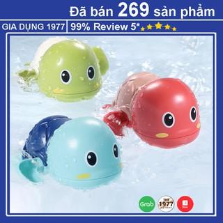 Rùa Bơi Thả Bồn Tắm Cho Bé Rùa Vặn Cót Siêu Dễ Thương Đồ Chơi Nhà Tắm Hot - 1FzfeNcVwg thumbnail