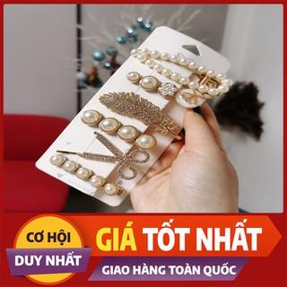 Kẹp Tóc Hình Hoa Xinh Xắn Dành Cho Nữ - S6KTNT-1 thumbnail