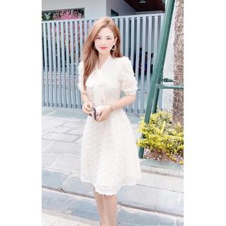 váy ren mi cao cấp - V1845 thumbnail