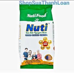 [HSD T11-2022] Sữa Bột Nguyên Kem Nutifood (túi 400g)