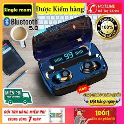 Tai nghe bluetooth F9-3500-bản nâng cấp đỉnh cao hỗ trợ mọi dòng máy có đế sạc dự phòng, mic đàm thoại - Tai nghe không dây nhét tai F9-3500 - Tai nghe bluetooth mini, tai nghe bluetooth không dây, tai nghe buetooth hay hơn các dòng tai nghe khác