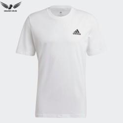 Áo thun Adidas chính hãng POLERA ADIDAS ESSENTIALS LOGO GK9640