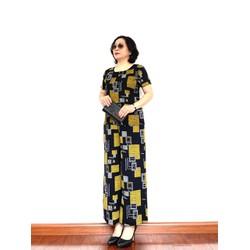 [HÀNG THIẾT KẾ] Bộ thời trang trung niên lụa Hàn Châu cao cấp mềm mại, thoáng mát