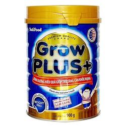Sữa bột Nuti Grow Plus Xanh 900g dinh dưỡng cho bé tăng cân khỏe mạnh- dành cho trẻ trên 1 tuổi