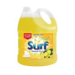 Nước Rửa Chén Surf Hương Tắc Chai 1.5Kg