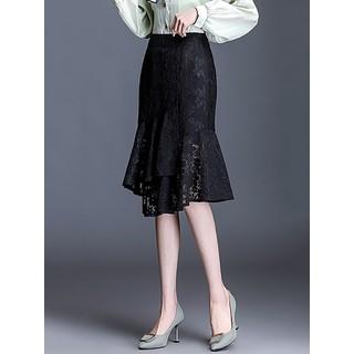 Chân Váy Ren Đuôi Cá Đẹp Quyến Rũ VH76 - Hàng Quảng Châu Cao Cấp - VH76 thumbnail