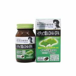Viên uống bổ sung DHA và EPA chiết xuất lá bạch quả 60 viên