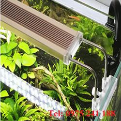 Đèn led 10.000K Odyssea Slim X600 chuyên dùng cho bể trồng cây thủy sinh dài 60-80cm (10 cấp độ sáng)