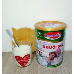 Sữa canxi milkmilkgold 900g - Dinh dưỡng cho người ăn kiêng, tiểu đường