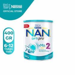 Sữa bột Nan Optipro HMO 2 - Hộp 400g