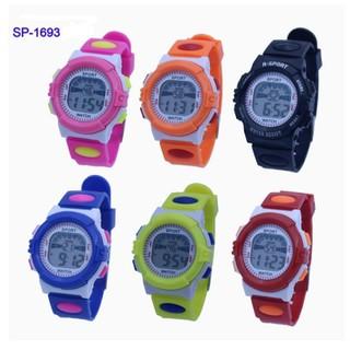 Đồng hồ trẻ em có đèn light và hẹn giờ Watch - watch3 thumbnail