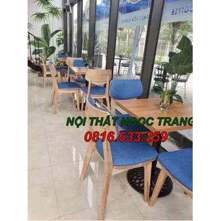 bàn ghế cafe bọc nệm giá rẻ - 2495 thumbnail
