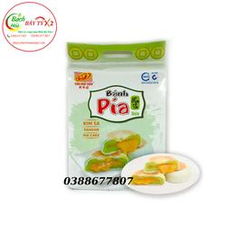 [Freeship-Hàng Cao Cấp] Bánh Pía Kim Sa Dứa Tân Huê Viên 480gr