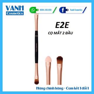 Cọ phấn mắt 2 đầu Vacosi E2E Vanh Cosmetics - 3165580646 thumbnail