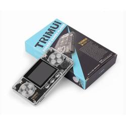 Máy chơi game siêu nhỏ TRIMUI 2021 - màn IPS sắc nét - chép sẵn 5200 game không lặp - 10 hệ máy game