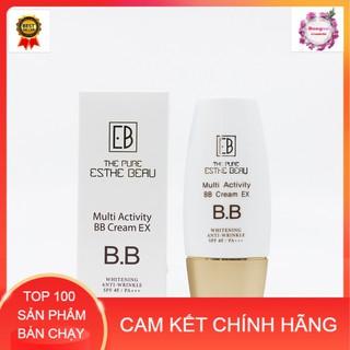 (CHÍNH HÃNG) Kem BB Hàn Quốc The Pure Esthe Beau - Kem nền - Kem lót trang điểm - Kem chống nắng Hàn Quốc - bbr thumbnail