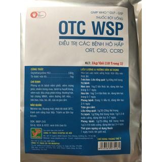 OTC Viêm phổi, tụ huyết trùng, tiêu chảy, ORT, CRD, CCRD (1kg) - OTC Vitapha (1kg) thumbnail