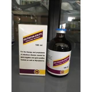 octacin - en 5% tiêu chảy, viêm ruột ở chó, mèo, gà, lợn (100ml) - Octacin 100ml thumbnail