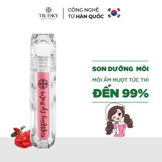 Son dưỡng môi Truesky màu hồng nhạt giúp môi hồng hào, giảm tình trạng thâm môi và nứt nẻ 3ml - Nutritious Lip Balm - T_SD031 thumbnail
