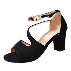 Giay cao got-Giày cao gót nữ-giay sandal nu-giày sandal-dep nu [ĐƯỢC KIỂM HÀNG] 41662219