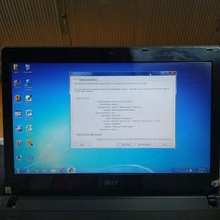 Laptop acer 4730 2z chip Intel T4500 RAM 2GB ổ 160gb máy vỏ sần chống xước đẹp pin tốt - Laptop acer 4730 2z chip Intel T4500 RAM 2GB thumbnail