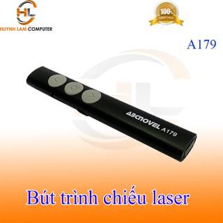 Bút trình chiếu Slide Laser không dây Wireless ABCNOVEL A179 (màu đen) - 230321A179 thumbnail