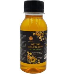 Trợ giá dùng thử Sản phẩm lên đến 70%, sản phẩm dùng thử trải nghiệm - Mật ong hoa cúc rừng - Mật ong VNBEES - lọ mật 100ml