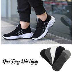 Giày Sneaker Thể Thao nam 10 gạch + Tặng đôi vớ mang mát