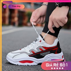 Giày Sneaker [FREESHIP] - Giày Thể Thao tăng 6cm chiều cao mã DG14- Giày nam có hỗ trợ đổi trả size