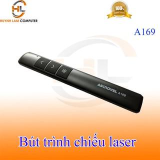 Bút trình chiếu Slide Laser không dây Wireless ABCNOVEL A169 (màu đen) - 230321A169 thumbnail