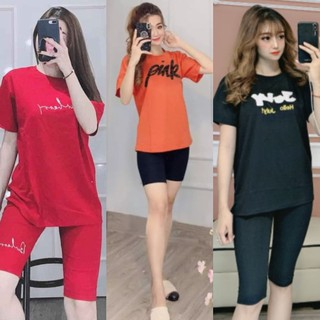 CHO XEM HÀNG - Bộ pijama LỤA HÀN cao cấp - Quần đùi có túi - ẢNH THẬT - 441 thumbnail