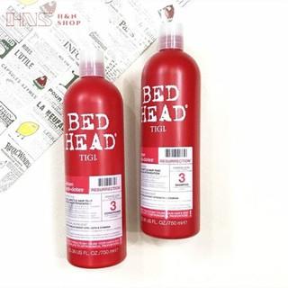 Tigi - Cặp gội xả Tigi đỏ phục hồi tóc hư tổn 750ml - TIGI1 thumbnail