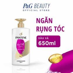 Dầu xả tóc ngăn rụng tóc Pantene Pro-V Conditioner Hair Fall Control 650ml mẫu mới