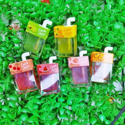 Son Dưỡng Môi Fresh Juice 70089 không màu, dưỡng ẩm, bóng môi - HUKB452