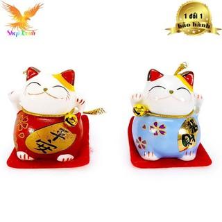 Bộ 5 Chú Mèo Thần Tài May Mắn - SPA_Bo 5 Meo Than Tai thumbnail