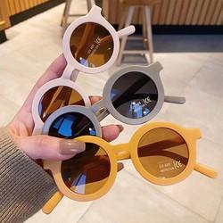 Mắt kính cho bé 2021 siêu Cute - Chống tia UV bảo vệ mắt cho trẻ - Kính thời trang cho bé gái và bé trai