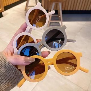 Mắt kính cho bé 2021 siêu Cute - Chống tia UV bảo vệ mắt cho trẻ - Kính thời trang cho bé gái và bé trai - MSTRON thumbnail