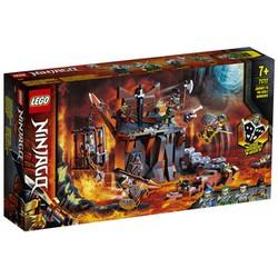 Hành Trình Đến Ngục Đầu Lâu - Lego Ninjago 71717