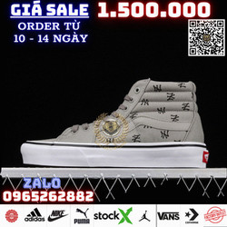 Order 2-3 Tuần + Freeship Giày Outlet Store Sneaker _Vans Sk8-Hi Vlt Lx Yankes MSP: VN0A4CS5W43 gaubeostore.shop