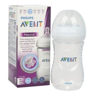 Bình sữa Avent mô phỏng tự nhiên 260ml - Bình sữa Avent 260ml thumbnail