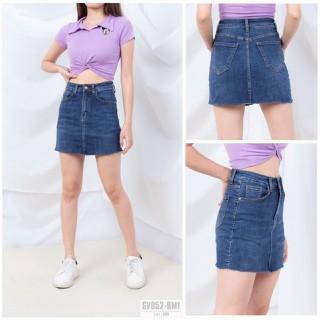 Chân váy jean ngắn có quần CV052 - CV052 thumbnail