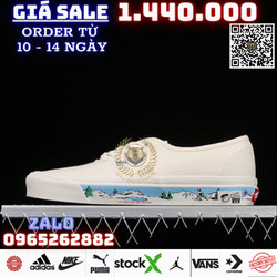 Order 2-3 Tuần + Freeship Giày Outlet Store Sneaker _Vans Authentic 44 DX MSP: VN0A54F241N gaubeostore.shop