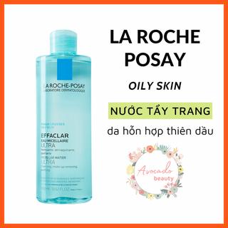 Nước Tẩy Trang La Roche-Posay dành cho Da hỗn hợp, dầu mụn màu xanh - laroche-posay.taytrang.oilyskin thumbnail